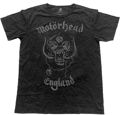f0d71dcb Amazon.com: Motorhead 'Warpig' Vintage Look T-Shirt: Clothing