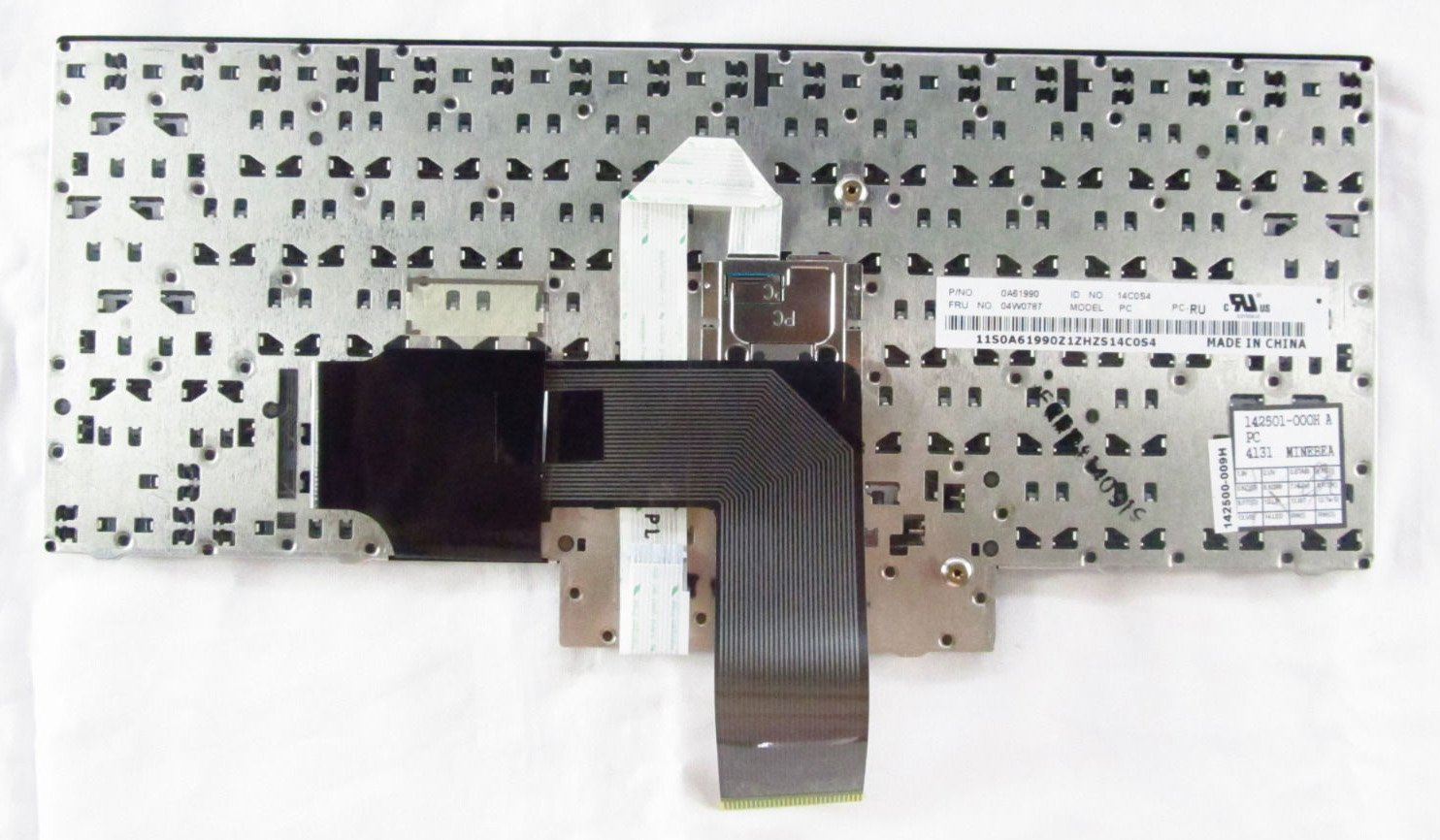 US Layout Replacement Keyboard for Lenovo Thinkpad E320 E325 E420 E425 Compatible FRU 63Y0213 04W0800