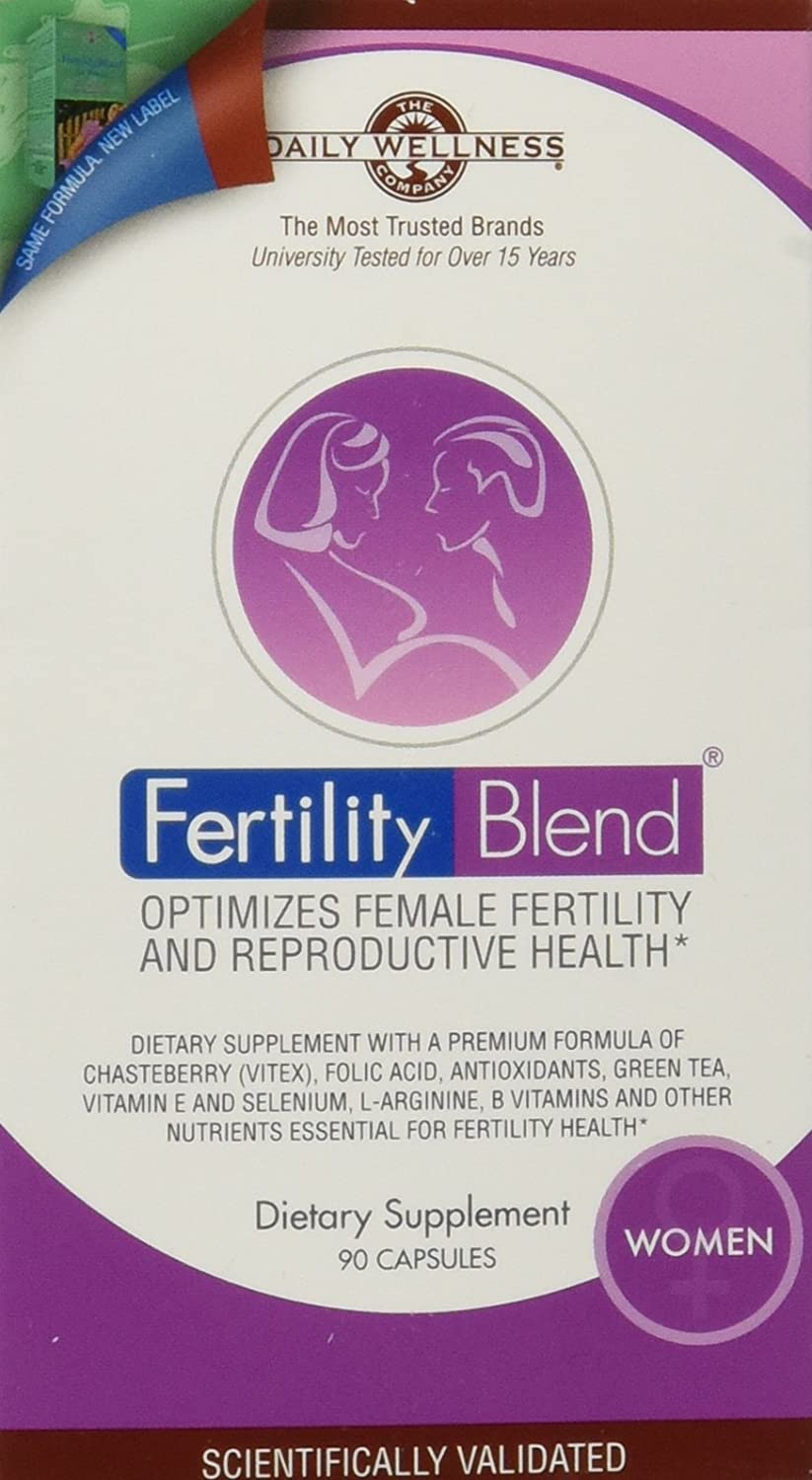 FertilityBlend Women – 2 Pack