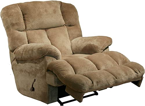 Catnapper Cloud 12 6541-2 Manual Chaise Rocker Recliner Chair