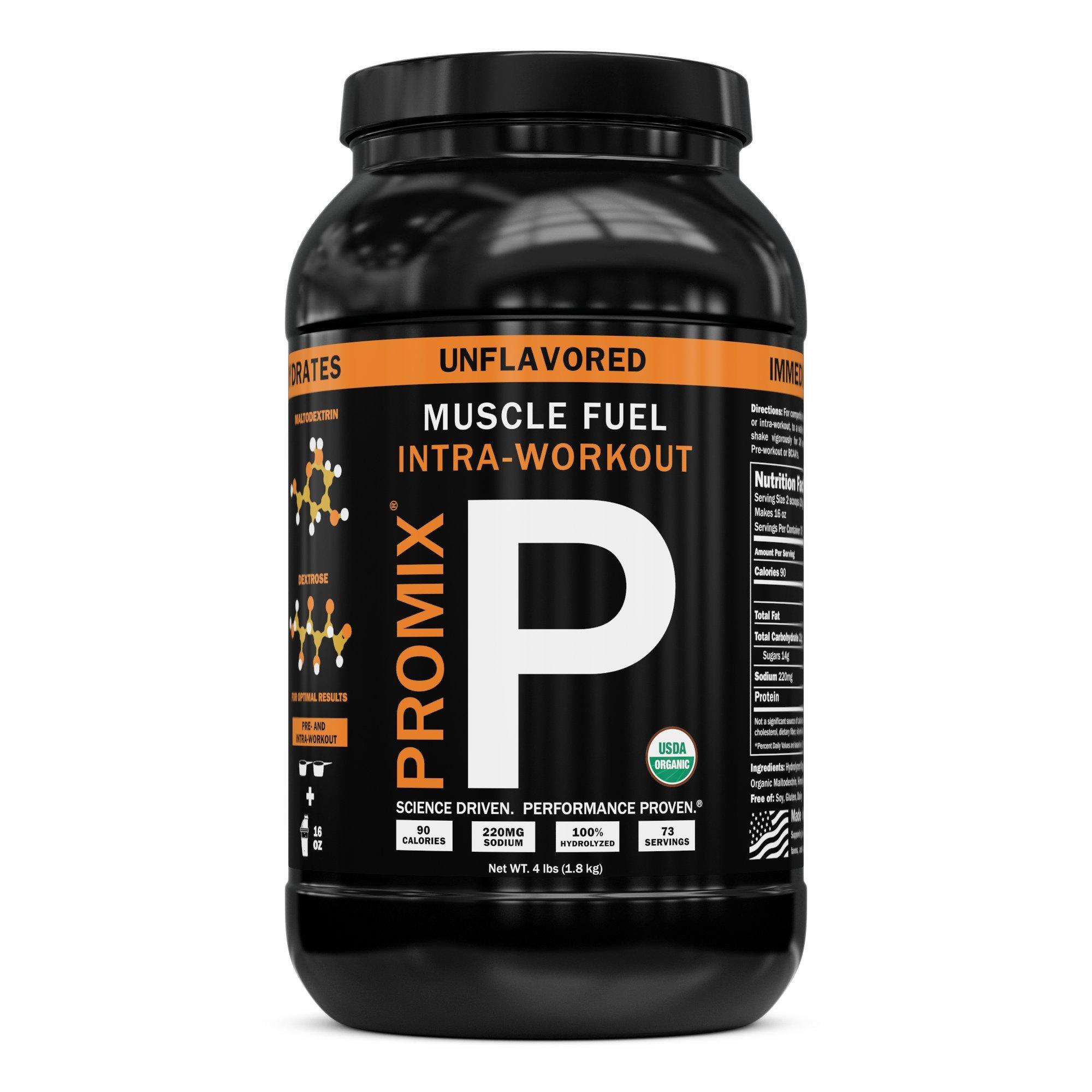 100% Lean Muscle Fuel/Proven Intra-Workout Glycogen Pump Igniter/More Reps+Power/Lean Muscle / 4 LB Bulk-73 SVG, Lemon-Lime/Paleo/Gluten-Free/Non-GMO/Vegan/3rd Party Testing GMP