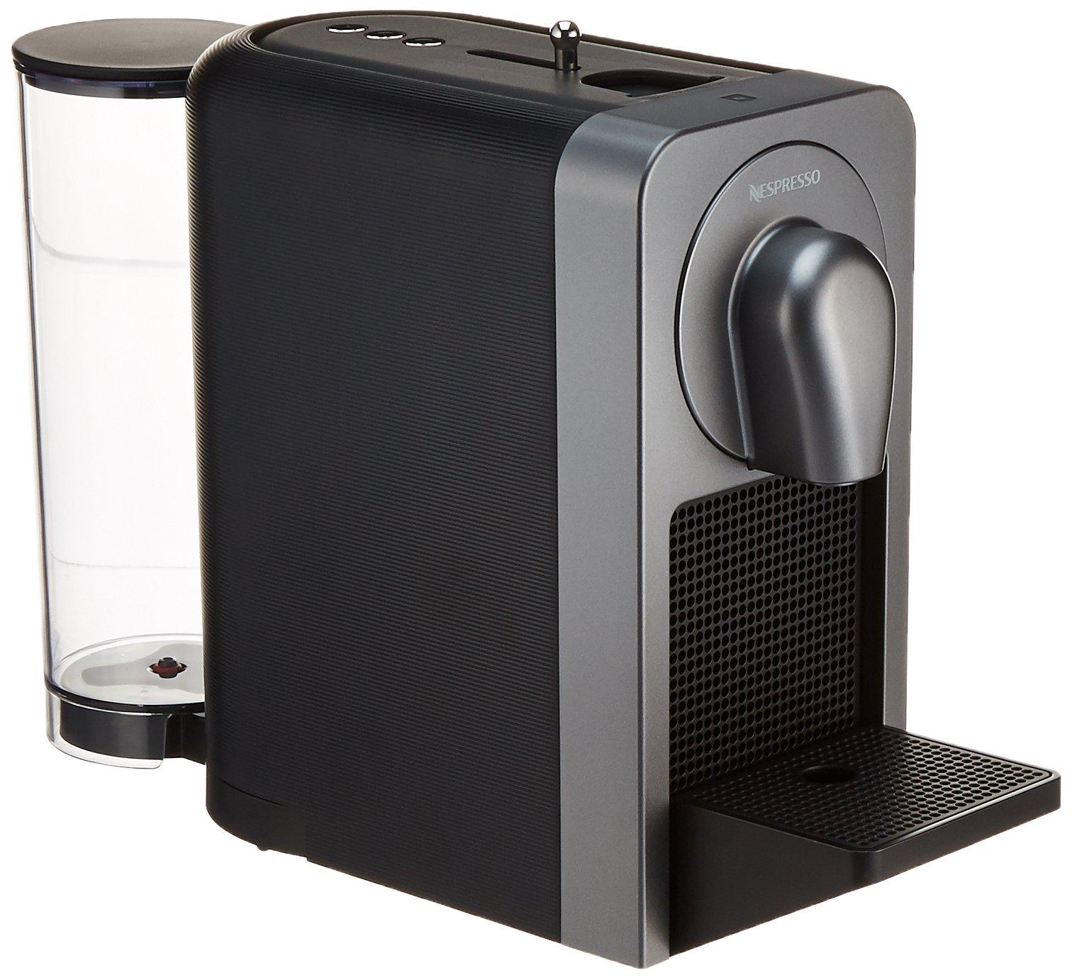 Nespresso C70-US-TI-NE Prodigio Espresso Maker, Titan by Nestle Nespresso