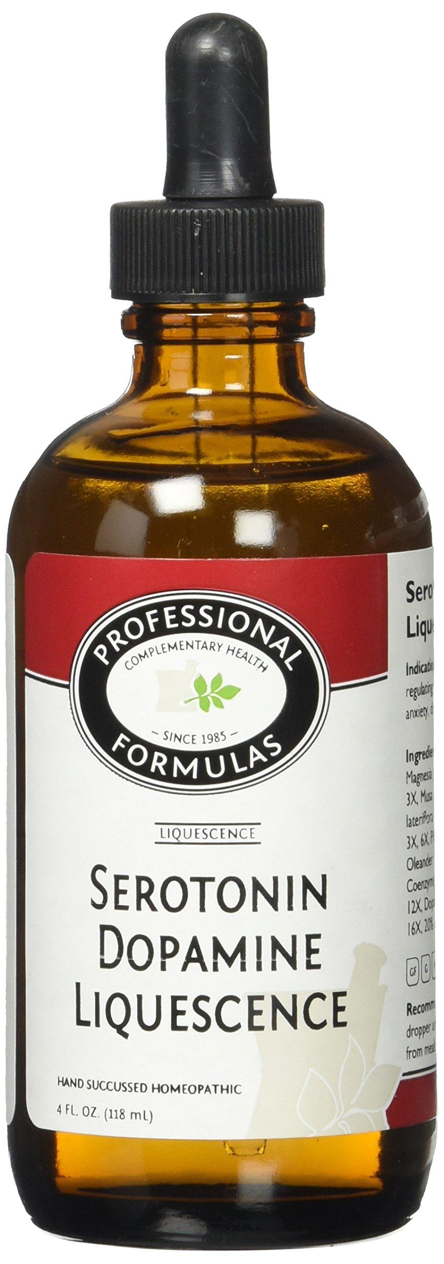 Serotonin Dopamine Liquescence 4oz by Professional Formulas