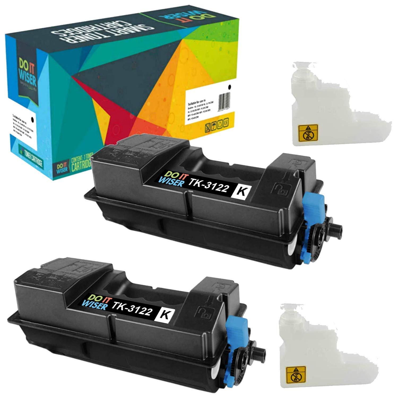 Toner Alternativo ( X2 ) Negro TK-3122 FS-4200DN M3550idn...