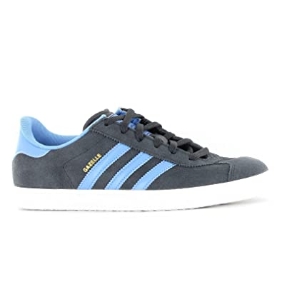 pretty nice 8f792 deb8e Adidas Gazelle II J Grey Blue Youths Trainers Size 4 UK