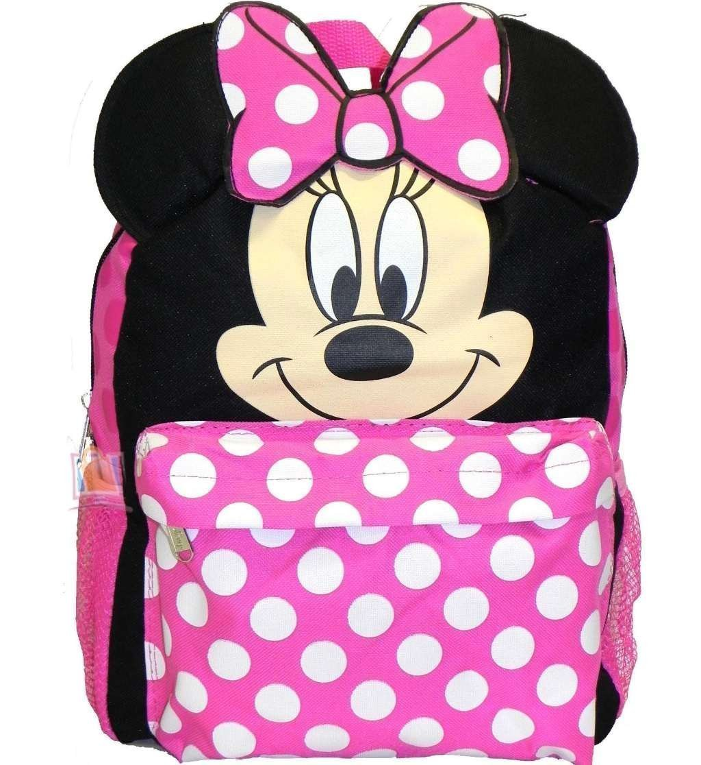 Minnie Mouse Face - 12 Inches Disney