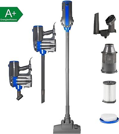 Aspirador ciclónico de mano Balter Vento H1, con filtros Hepa, sin bolsa, incluyeaccesorios azul: Amazon.es: Hogar