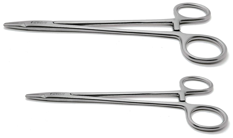 Amazon.com: 2 Pcs PREMIUM INSTRUMENTS Tungeten Carbide Surgical Wire ...