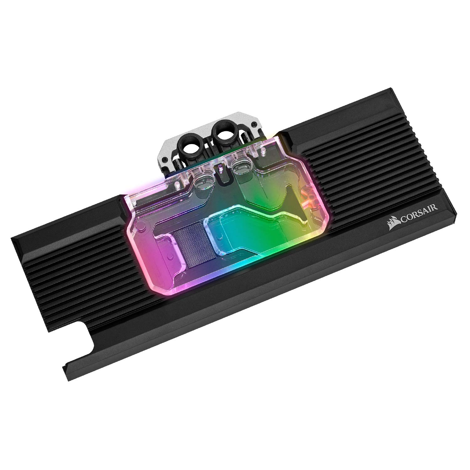 Corsair Hydro X Series, XG7 RGB GPU Water Block, 20-Series, GeForce RTX 2080 Reference