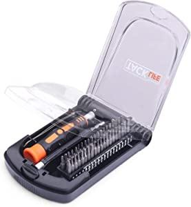 Electronics Repair Tool Kit, TACKLIFE 43-in-1 Cell Phone Repair Kit for Electronics, Phone, Macbook, Computer, Tablet, Watches, Eyeglasses, Toys -HPSB2A