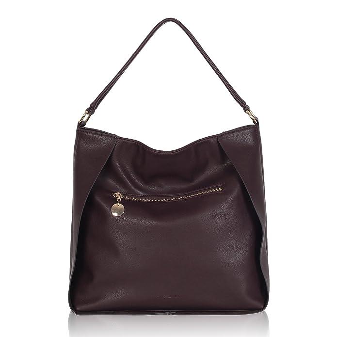 Hazlmay Diana Woven Pattern Hobo Bags Designer Handbags for Women ...