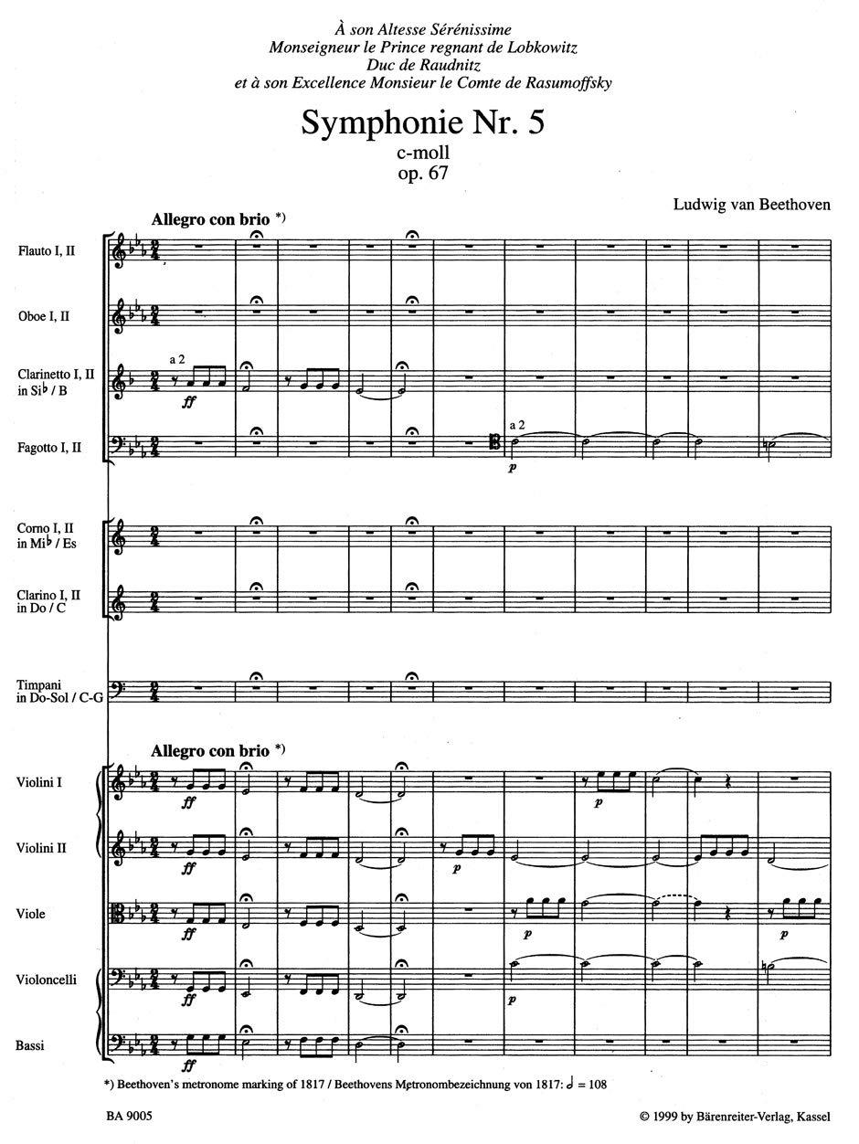 The Nine Symphonies: Ludwig Van Beethoven: Amazon.es: Instrumentos ...