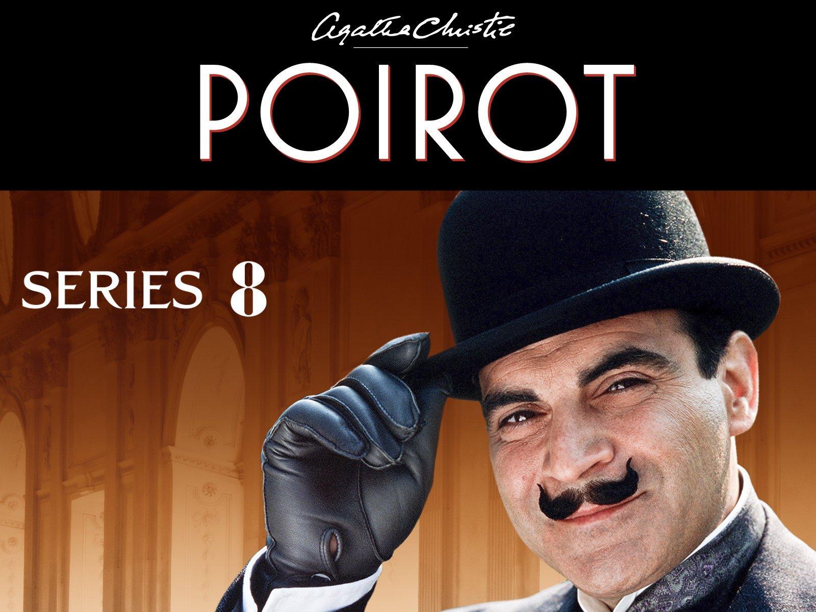Amazon.com: Poirot Season 8: David Suchet, Brian Farnham, Tom ...