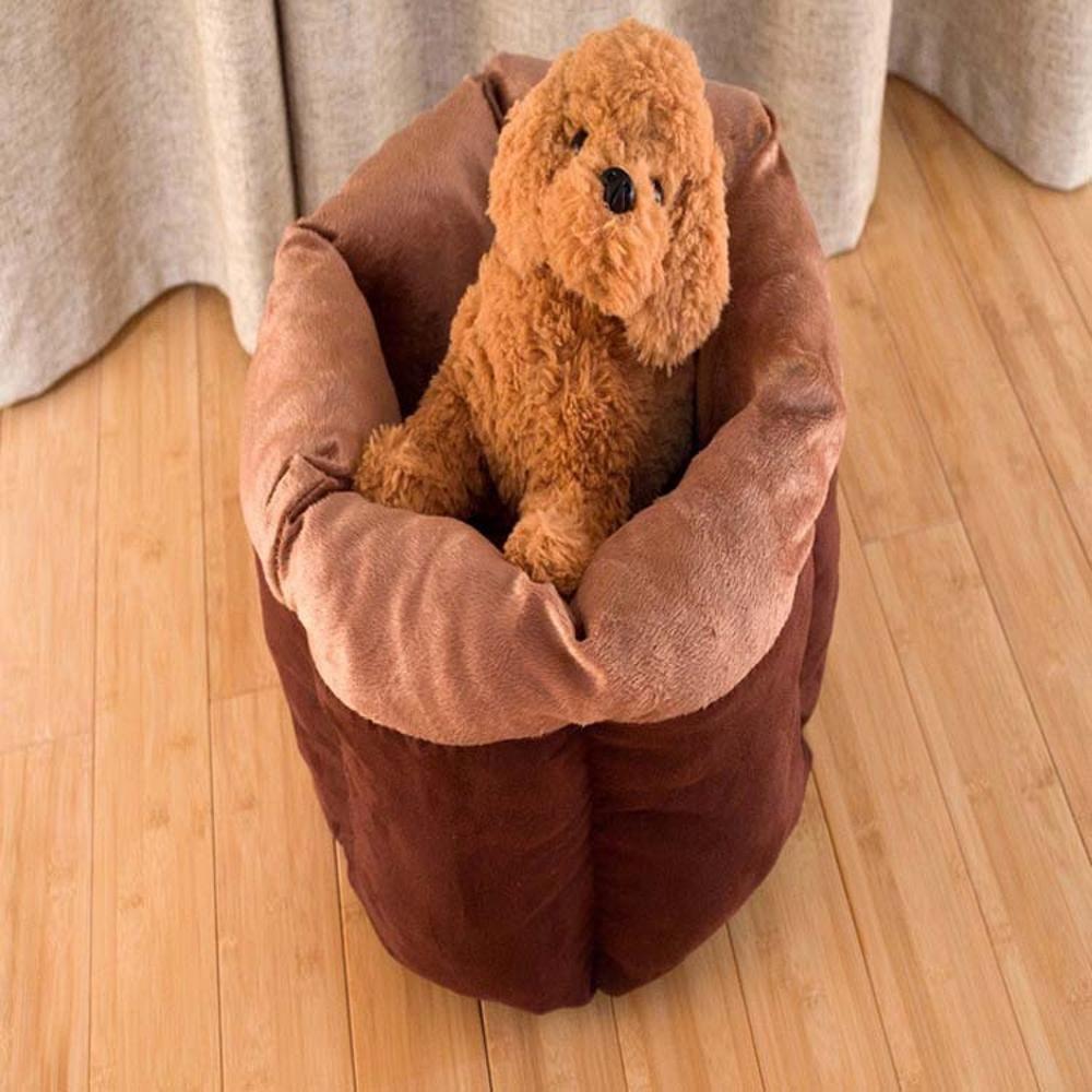 Aoligei Pet Cushion Deep Thickening Warm pet Supplies Perfect for Sunbathing mat, Nap&Sleeping Bed