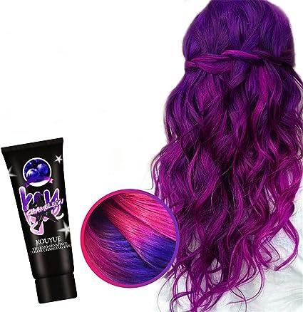 Yusea Wonder Dye - Tinte para el cabello con cambio de color, unisex, color para el cabello