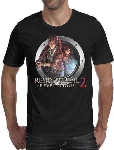 Resident Evil 5 Video Game Logo T Shirt