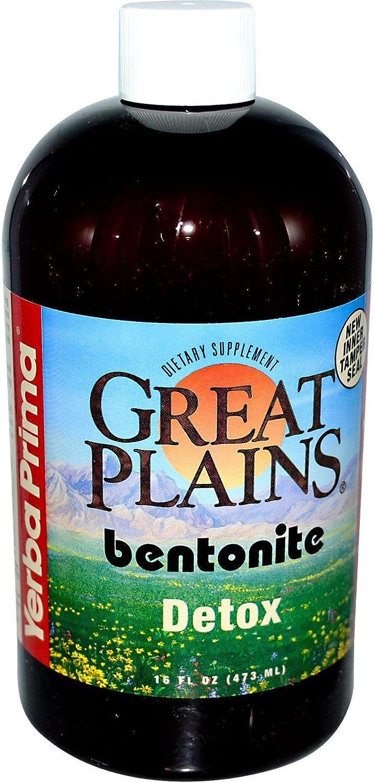 Yerba Prima Great Plains Bentonite ( 1X16 Oz)