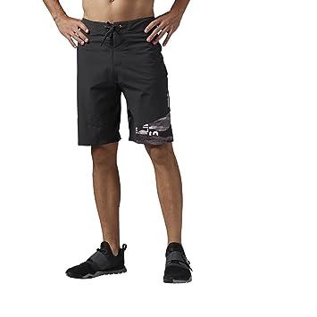 Pantalones Cortos De Cordura Reebok Crossfit Hombres 3h0bj1