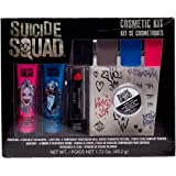 SUICIDE SQUAD Harley Quinn costume Makeup Cosmetic Kit