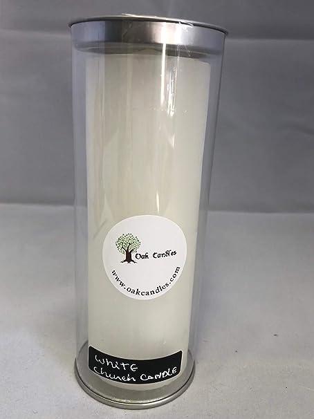 15cm x 7.5cm Patchouli Scented Pillar Candle