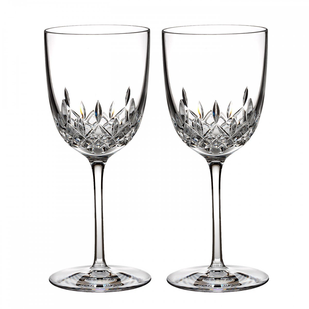 Waterford Lismore Encore Goblet Pair by Waterford (Image #1)