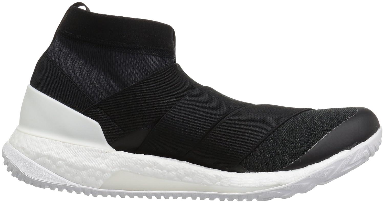 Womens Pureboost X Tr 3.0 Ll Fitness Shoes, Noir/Blanc Cristal/Gris Carbone adidas