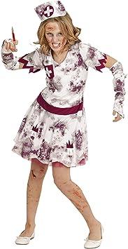 WIDMANN Disfraz Para Niños Zombie Enfermeras: Amazon.es ...