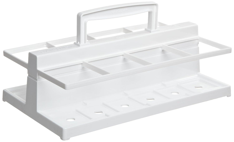 Nalgene White Polycarbonate Multi-Bottle Rack Case of 1