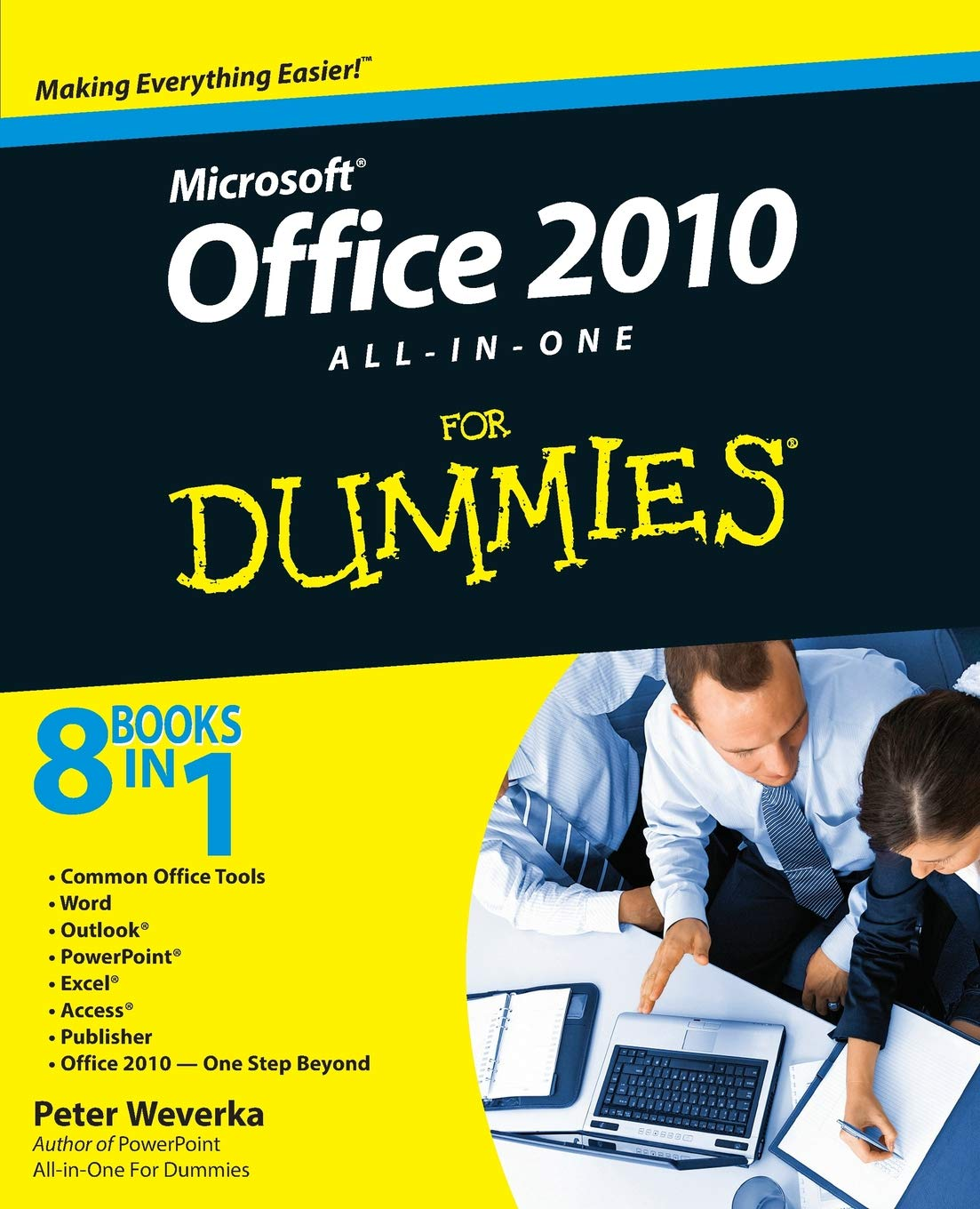 Buy Oem Outlook 2010 All In One For Dummies