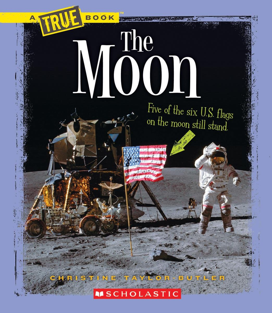 Download The Moon (True Books) PDF
