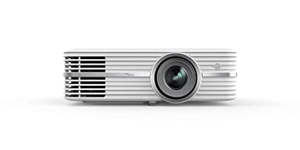 Optoma Technology UHD300X, Proyector 4K Home Cinema Ultra HD, 3600 Lúmenes, 30000:1 Contraste, Formato 16:9, DMD/DLP, Blanco