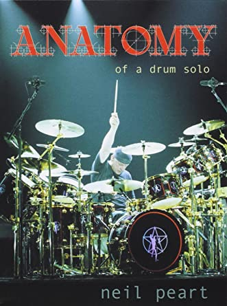 Amazon Hudson Music Neil Peart Anatomy Of A Drum Solo 2 Dvd