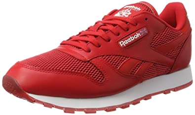 19f994e8fa22 Reebok Men s Classic Leather Nm Low-Top Sneakers