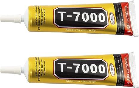 ZHANLIDA T7000 Pegamento Universal LCD Táctil para Pantallas ...