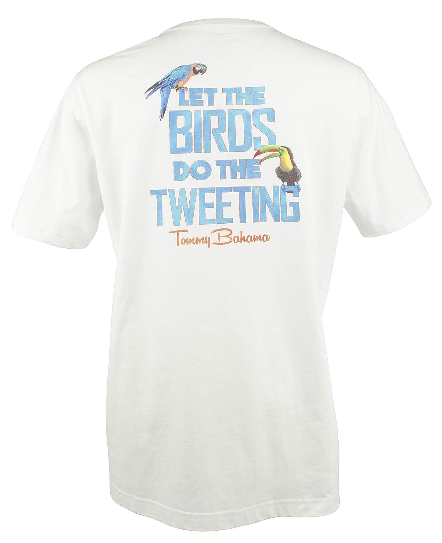 Mens Big /& Tall Birds Do The Tweeting Tee