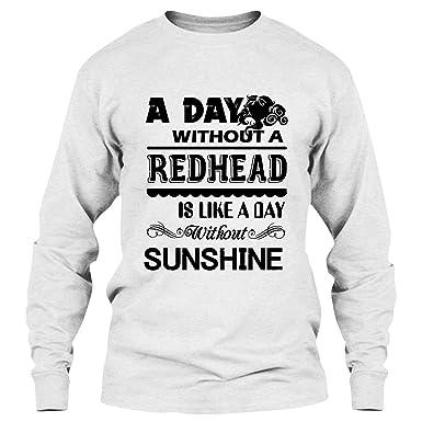Redhead shirt long sleeve can