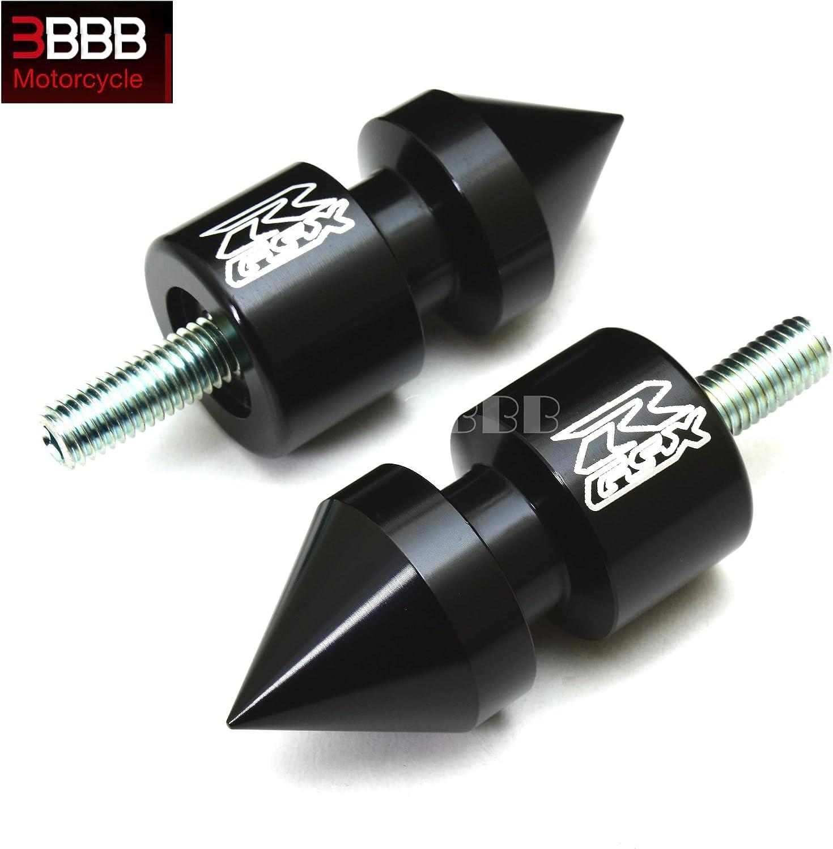 Suzuki GSXR600 GSXR750 GSXR1000 GSXR1100 SWINGARM SPOOLS Black