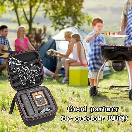 Barbecue Thermometer Tasche-RLSOCO Tragetasche Case für ThermoPro ...