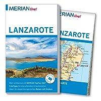 MERIAN live! Reiseführer Lanzarote: Mit Extra-Karte zum Herausnehmen