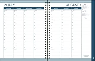product image for House of Doolittle 2020-2021 Weekly and Monthly Planner, Academic, Dots, 7 x 9 Inches, August - July (HOD29593-21)