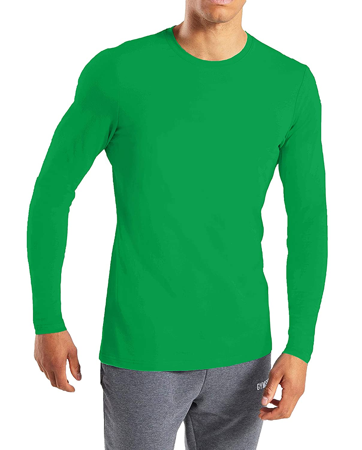 7891ba68ff1a Miracle(Tm) Neon Color Athletic Wicking T Shirt - Adult Mens Womens High  Visibility Shirt at Amazon Men s Clothing store