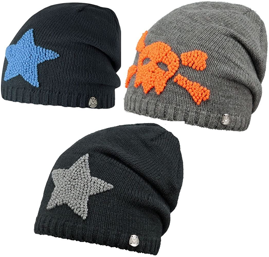 Baddy Star Oversize Beanie Barts winter beanie long beanie 20504