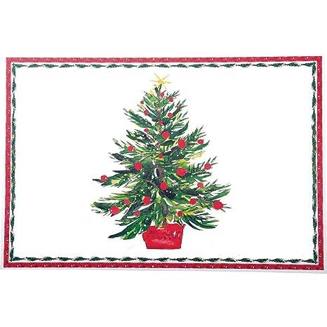 Amazon.com Paper Placemats Table Mats Christmas Placemats