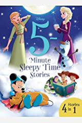 5-Minute Sleepy Time Stories: 4 Stories in 1 (5-Minute Stories) Kindle Edition