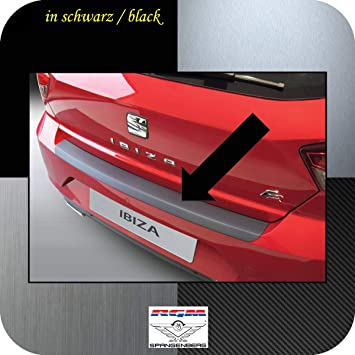 Richard Grant Mouldings Ltd. RGM RBP685 - Protector para Borde de Maletero de Seat Ibiza con portón ...