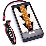 XT60 Lipo Battery Charger 2-6S Parallel Balanced Charging Board Charging Plate Expansion Board for Imax B6 B6AC