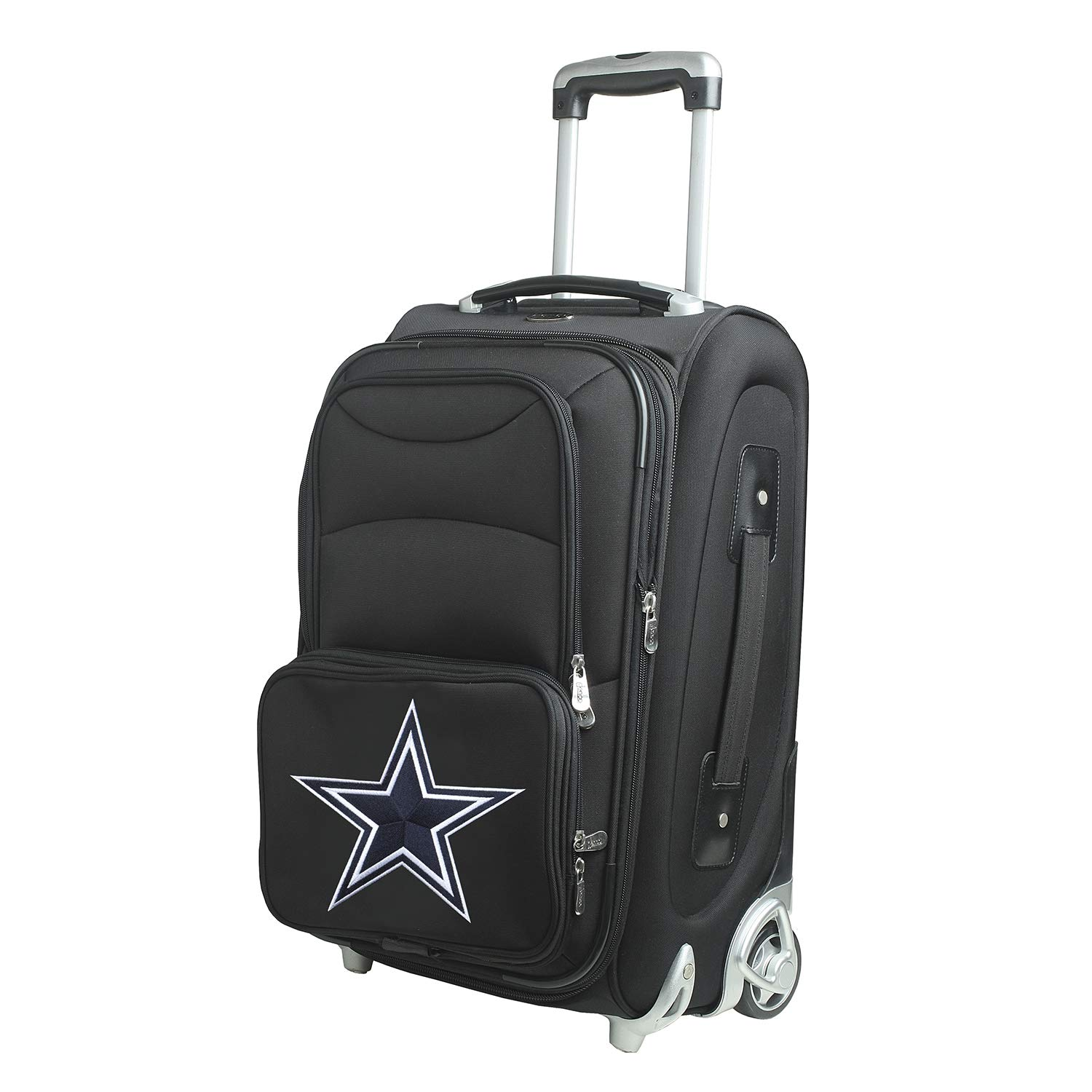 NFL Dallas Cowboys 21-inch Carry-On Luggage by Denco (Image #1)