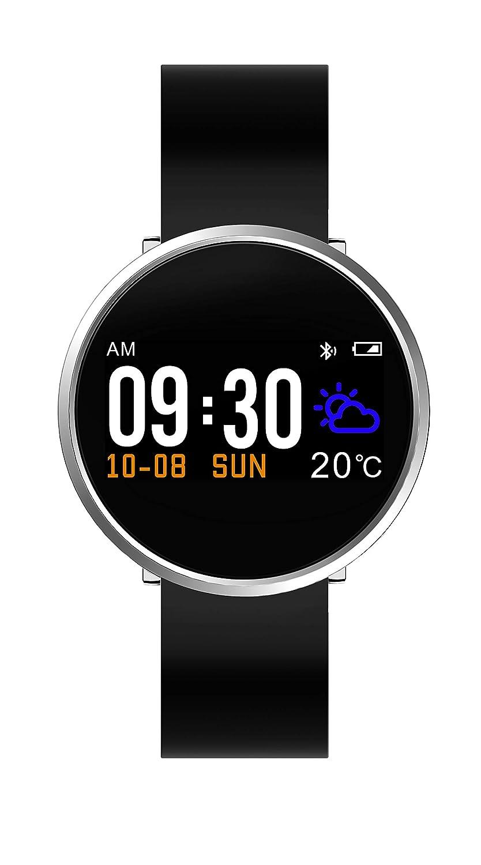 Reloj inteligente, Rastreador de ejercicios con ritmo ...