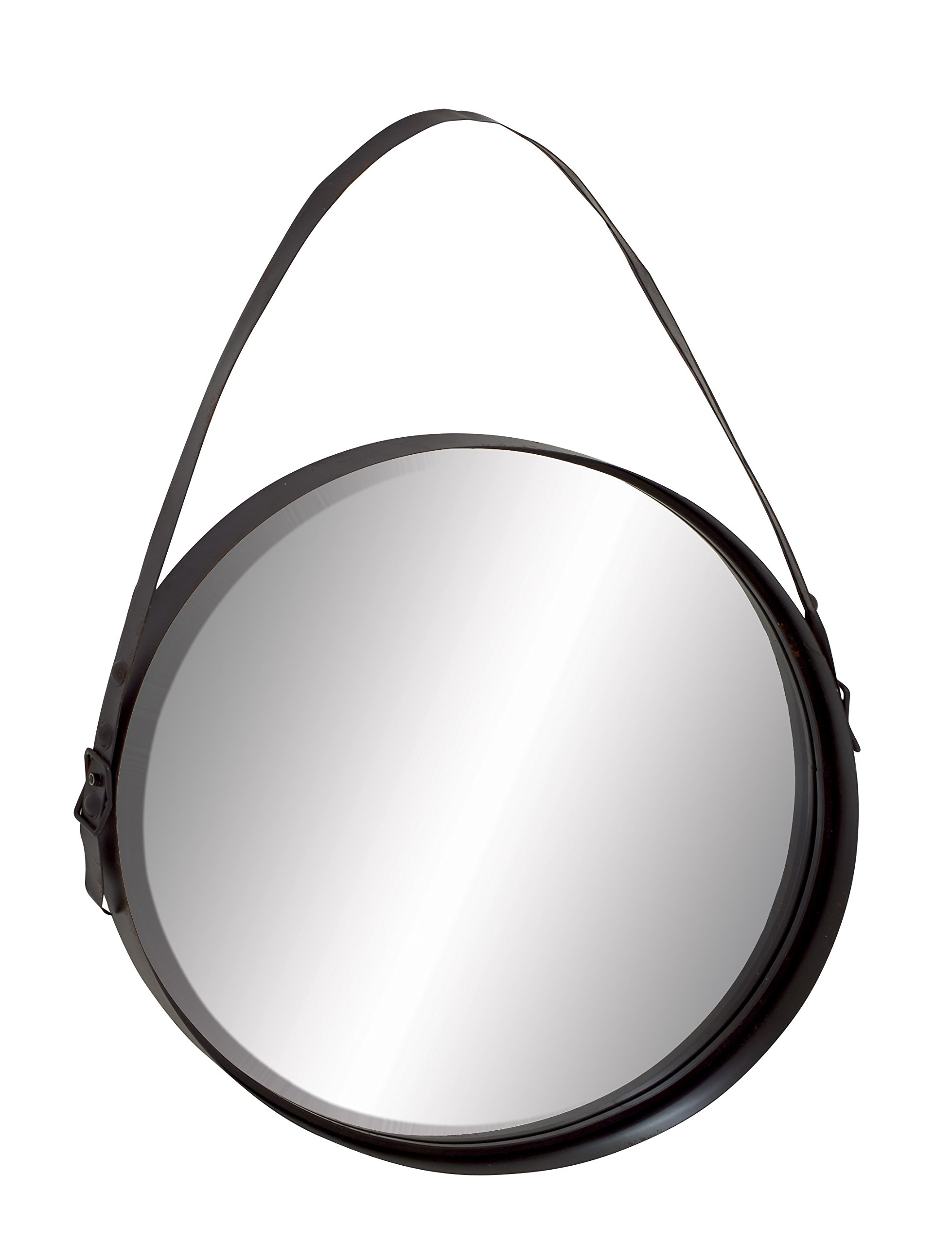 Benzara Completely Lovely Metal Wall Mirror - The product is imported Benzarra Item Number - 20291 The UPC value is 837303182115 - bathroom-mirrors, bathroom-accessories, bathroom - 71fBxvECSqL -