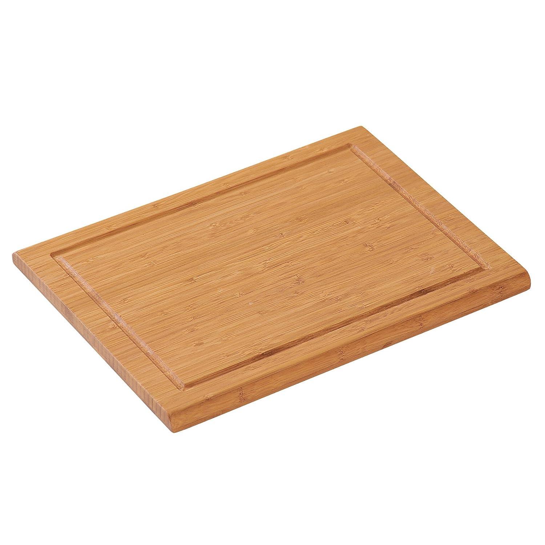 Kesper Cutting board 14.96 x 11.02 x 0.63 of Bamboo Brown